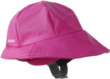 Didriksons Sydväst Regnhatt Galon (Plastic Pink)
