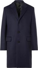 Acne Studios - Gavin Mélange Wool-blend Overcoat - Blue - XXL,Acne Studios - Gavin Mélange Wool-blend Overcoat - Blue - S,Acne Studios - Gavin Mélange Wool-blend Overcoat - Blue - XS,Acne Studios - Gavin Mélange Wool-blend Overcoat - Blue - L,Acne Studios