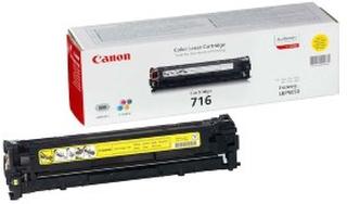 Canon Canon toner 716Y - Gul