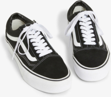 Vans old skool platforms - Black