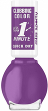 Miss Sporty Clubbing Colour Quick Dry Nail Polish 200 7 ml