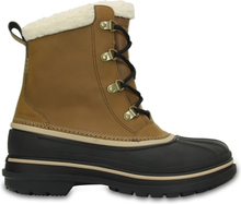 Crocs Men's AllCast II Boot Wheat Black