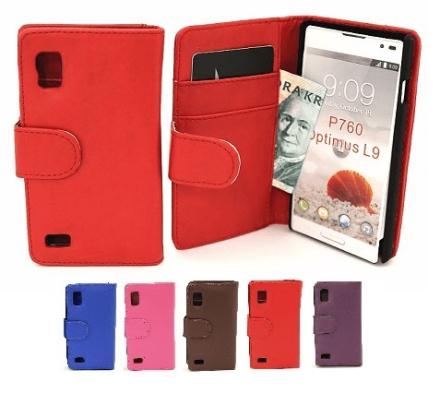 Plånboksfodral lg optimus l9 (p760)