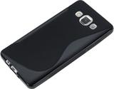 Samsung galaxy a5 skydd / fodral / case & supergua