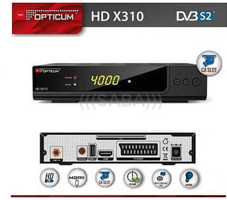 Opticum hd ax 310 digitalbox satellit