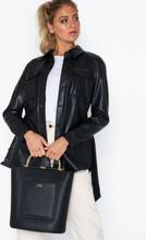 Lauren Ralph Lauren Classic Pebble-Leyton 28-Tte-Med Handväskor