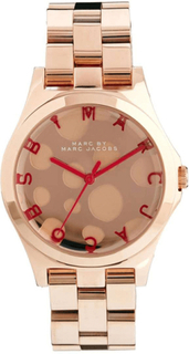 Marc by marc jacobs mbm3268 henry dot damklocka