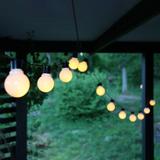 Partaj - 500 cm lång ljusslinga med 16 lampor