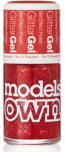 Models Own Glitter Gel Nail Polish Red Carpet 14 ml
