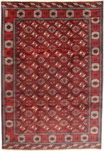 Turkaman matta 235x348 Persisk Matta
