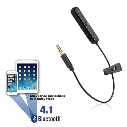 [REYTID] Bluetooth-Adapter for Audio Technica ATH-ANC9 ANC29 ATH-AN...