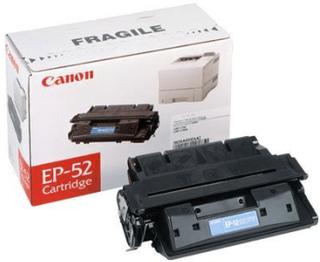Original canon lbp-1750, lbp-1760 toner ep-52 - svart