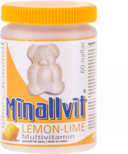 Minallvit Multivitamin | Lemon/Lime
