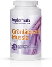 Topformula | Grönläppad Mussla