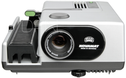 Braun Novamat E 150 2,8/85 komplett