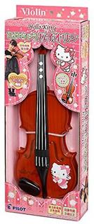 PILOT Hello Kitty leksak Violine av Pilot bläck (JAPAN IMPORT)