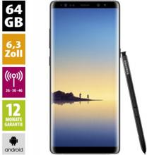 Samsung Galaxy Note 8 (64GB) - midnight-black