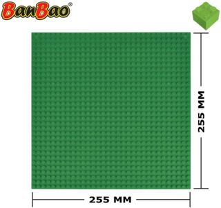 BanBao Byggeplate grønn 8482