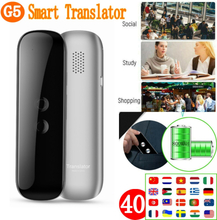 Translaty MUAMA Enence Smart Instant Real Time Voice 40+Languages Translator G5