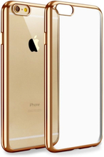 Champion Frame Cover Guld iPhone 6/6S
