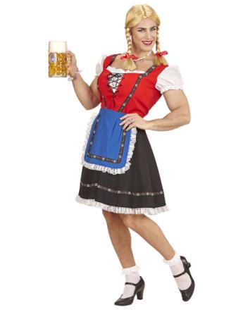 Drag Queen Oktoberfestkostyme