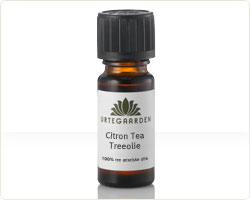 Urtegaarden Citron Tea Treeolie 5ml.