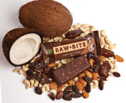 Raw Food Bar - RawBite Chokolade