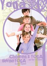 Børneyoga og de 5 sanser DVD