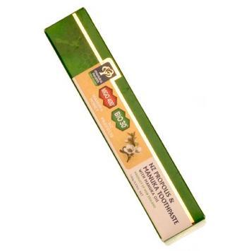 Tandpasta m. propolis & manuka honning, 100gr.