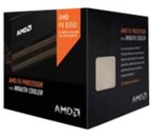 FX-8350 Black - Wraith CPU - 4 GHz - AM3+ - 8 kerner - Boxed (PIB - med køler)