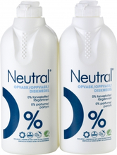 Neutral Astianpesuaine 2 x 500 ml