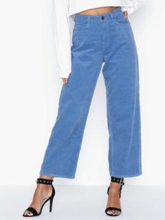 Lee Jeans 5 Pocket Wide Leg Frost Blue Loose fit