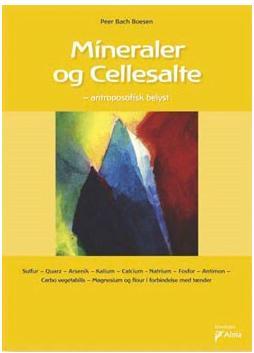 Mineraler og cellesalte bog.