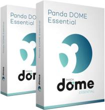 Panda Dome Essential 2019 - 3 enheter