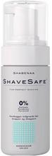 Barberskum normal hud ShaveSafe, 100ml.