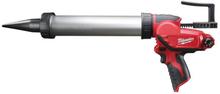 Milwaukee M12 PCG/400A-0 Fogpistol utan batteri och laddare