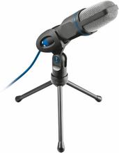Trust Mico USB Mikrofon - Svart