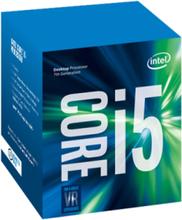Core i5-7400T Kaby Lake CPU - 4 kerner 2.4 GHz - LGA1151 - Boxed