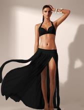 Elegant Mesh Maxi Skirt Cool Strandklänning