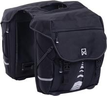 Willex Cykelväskor 1200 28 L svart 13311