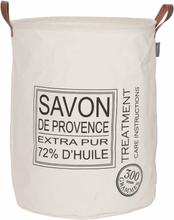 Sealskin Tvättkorg Savon de Provence krämvit 60 L 361752065