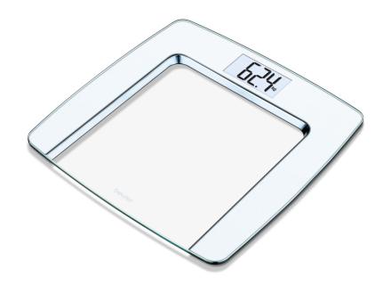 Beurer GS 490 Glasvægt - Apuls