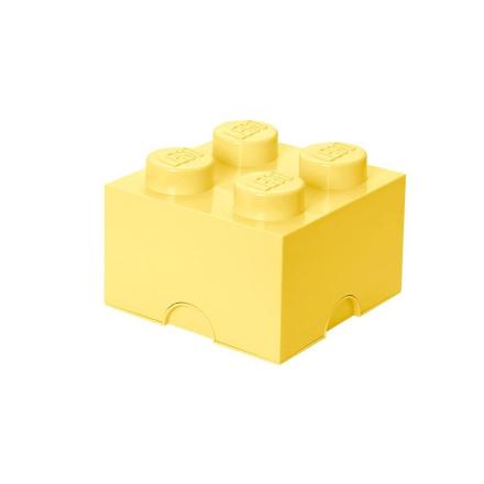 Lego Klods til opbevaring Cool Gul - Only4kids