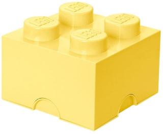 Lego Klods til opbevaring Cool Gul