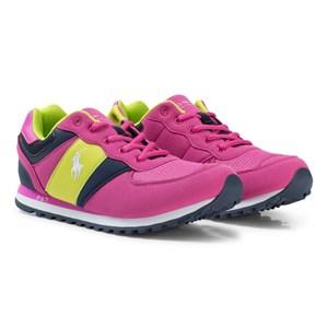 Ralph Lauren Ralph Lauren Kids, Sneaker, Slaton, Regatta Pink/Navy w White PP 38 EU
