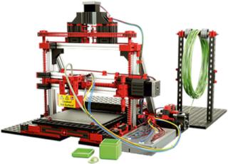 Robotics 3D Printer - 3D Printer - Polylaktid (PLA)