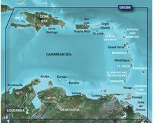 Southeast Caribbean HXUS030R - Garmin BlueChart g2 mSD/SD