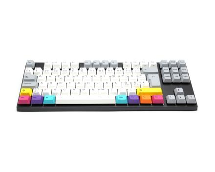VA88M CMYK PBT White LED [MX Black]