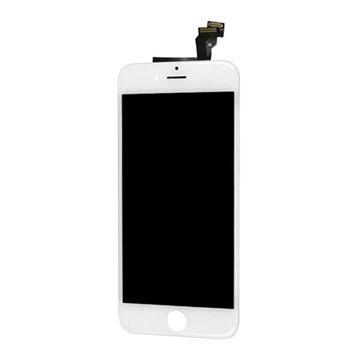 iPhone 6 Skærm / touch skærm - Hvid - Grade A / Klasse A