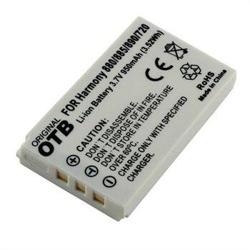Logitech Harmony Universal Fjernbetjening OTB Batteri - 950mAh